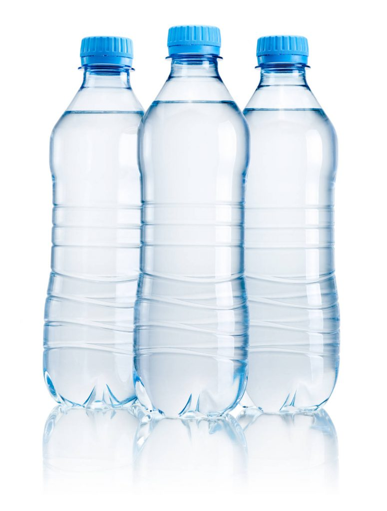 Bottled Water in the San Francisco Bay Area