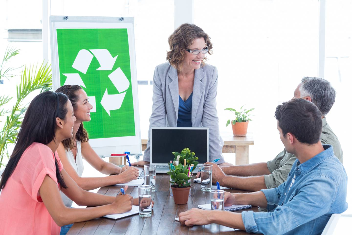 Sustainable break room options in the San Francisco Bay Area