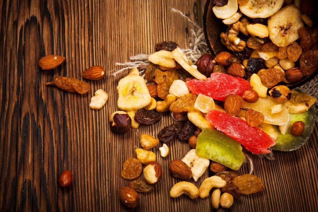 Healthy Snacks in the San Francisco Bay Area