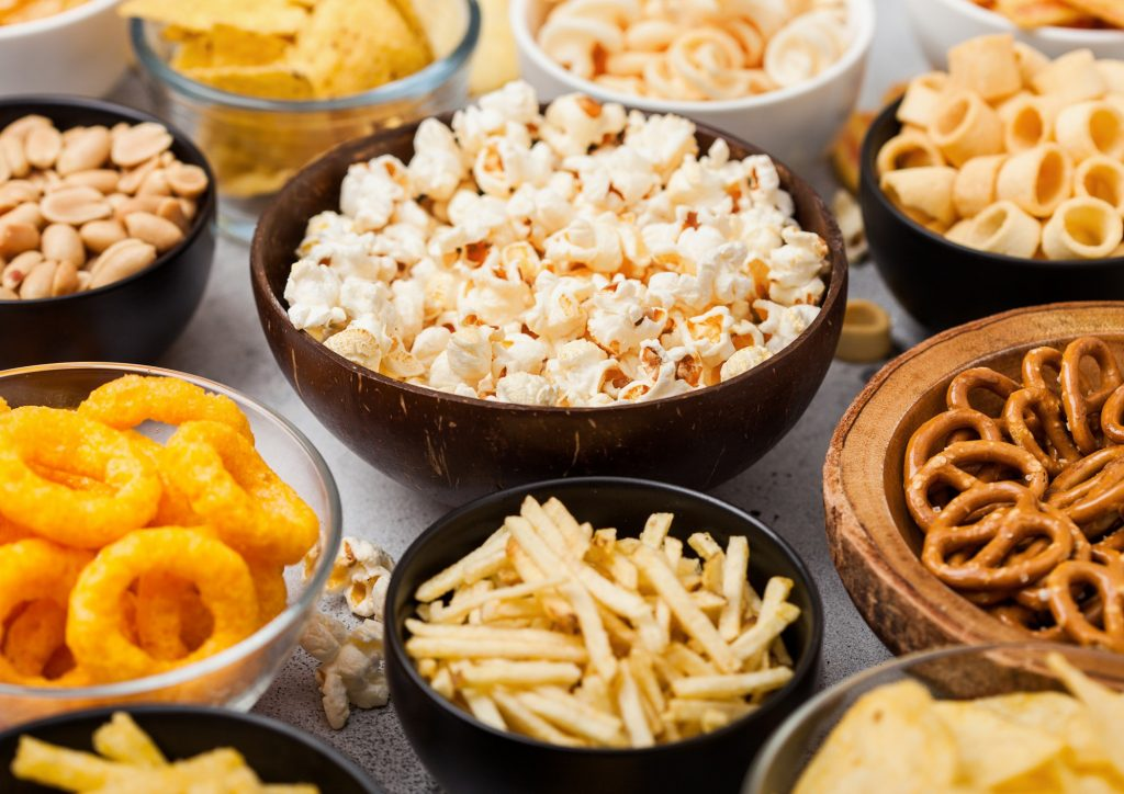 Traditional and Healthy Snacks in San Francisco Bay Area